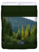Set Down Your Coffee And Follow Me - 140702a-098 Duvet Cover