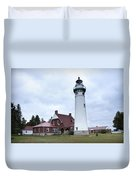 Seul Choix Point Lighthouse Duvet Cover