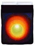 Seven Inside Seven Outside - The Shining Egg Tertiary Inside  Duvet Cover