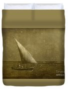 Seven Seas... Duvet Cover
