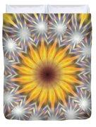 Seven Sistars Of Light K1 Duvet Cover