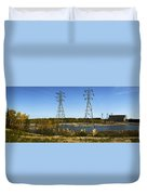 Seven Sisters Manitoba Duvet Cover