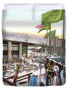 Seven Springs Mountain Resort Duvet Cover