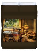 Sewing Machine - Domestic Sewing Machine Duvet Cover