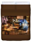 Sewing Machine  - Sewing Machine IIi Duvet Cover