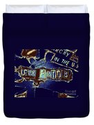 Sex Pistols - Anarchy In The Uk Duvet Cover