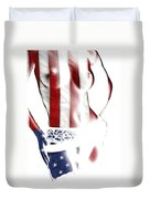 Sexy Stars And Stripes Duvet Cover