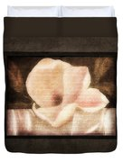 Shabby Vintage Magnolia Duvet Cover