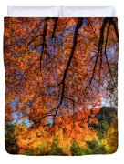 Shades Of Autumn Duvet Cover
