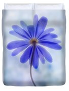 Shades Of Blue II Duvet Cover