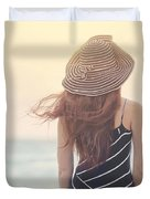 Shades Of Yesterday Duvet Cover