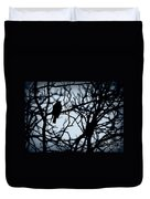 Shadow Among The Shadows Duvet Cover
