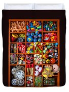 Shadow Box Collection Duvet Cover
