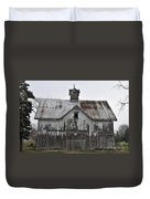 Shadow Of The Dog Duvet Cover