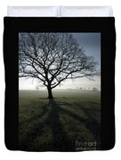 Shadow Tree Duvet Cover