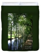 Shady Creek Duvet Cover