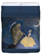 Shall We Dance? Duvet Cover