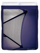 Shape No.3 Purple Version Duvet Cover