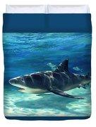 Shark In Depth Duvet Cover