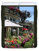 Shaw Cafe And Wine Bar - Niagara On The Lake Duvet Cover