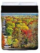 Shawnee Hill  Duvet Cover