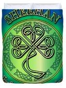 Sheehan Ireland To America Duvet Cover