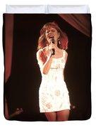 Sheena Easton Duvet Cover