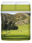 Sheep Country Duvet Cover