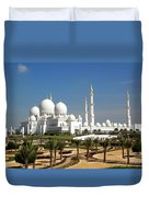 Sheikh Zayed Bin Sultan Al Nahyan Grand Duvet Cover