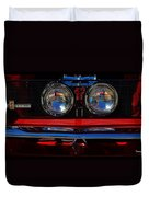 Shelby Gt 500 Mustang 2 Duvet Cover
