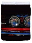 Shelby Gt 500 Mustang 3 Duvet Cover