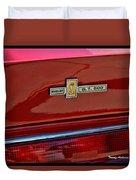 Shelby Gt 500 Mustang 4 Duvet Cover