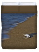 Shell By The Shore Duvet Cover