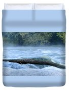 Shell Rock Rapids Two Duvet Cover