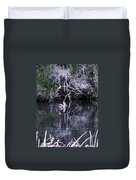 Shelter Beneath The Roots Duvet Cover