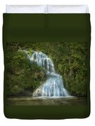 Shenandoah Waterfall Duvet Cover