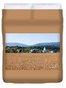 Shenandoah Valley Farmstead Duvet Cover