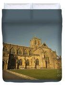 Sherborne Abbey  Duvet Cover