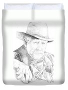 Sheriff Duvet Cover