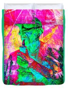 Sherlock Holmes 20140128p128 Duvet Cover