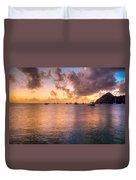Sherri's Sunset Duvet Cover