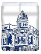 Shibe Park 2 Duvet Cover by John Madison