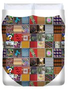 Shield Armour Yin Yang Showcasing Navinjoshi Gallery Art Icons Buy Faa Products Or Download For Self Duvet Cover