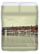 Lake Lochmere  Duvet Cover