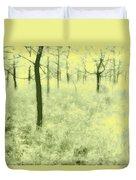Shimmering Spring Day Duvet Cover