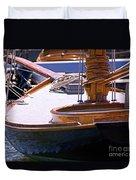 Shipshape Duvet Cover