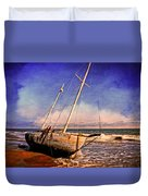Shipwrecked Duvet Cover
