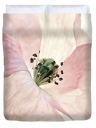 Shirley Watercolor Duvet Cover