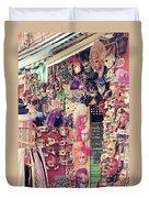 Shop In Venice Duvet Cover
