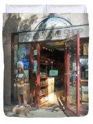 Shopfronts - Smoke Shop Duvet Cover